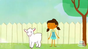 Mary has a little lamb