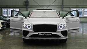 معرفی خودرو 2021 Bentley Bentayga