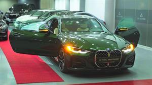 معرفی خودرو 2021 BMW 4 Series