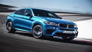 معرفی خودرو 2021 BMW X6 M
