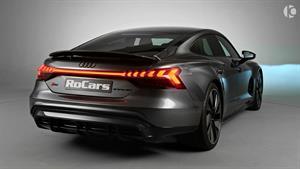 معرفی خودرو 2021 Audi RS