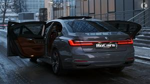 معرفی خودرو 2021 BMW 7 Series Long