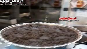 طرز تهیه حلوا سیاه