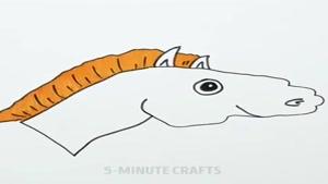 اموزش خلاقانه نقاشی با دست و انگشت مناسب برای یادگیری کودکان