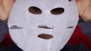 ماسک صورت ورقه ای