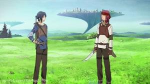 انیمیشن هنر شمشیر زنی آنلاین فصل اول قسمت اول