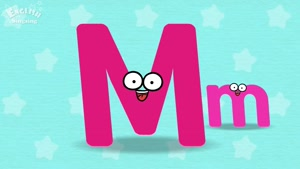 letter Mm