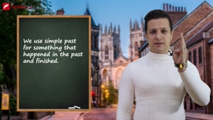آموزش گرامر زمان گذشته ساده در زبان انگلیسی (Simple Past)