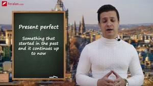 آموزش گرامر زمان حال کامل در زبان انگلیسی