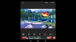 آموزش کامل ساختن کلیپ با عکس در موبایل با دو برنامه ی عالی