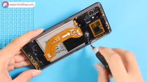 تعویض باتری گوشی سامسونگ گلکسی A51 - فونی شاپ