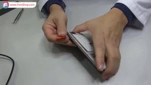 آموزش تعویض باتری گوشی Huawei ascend G6 - فونی شاپ