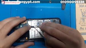 آموزش تعویض باتری گوشی سامسونگ گلکسی  A5 - فونی شاپ