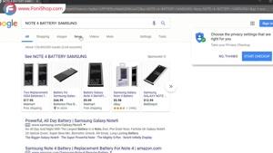 کدوم باتری برای سامسونگ گلکسی Note 4 بهتر هست؟؟ - فونی شاپ