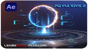 پلاگین PQ FUI Toys