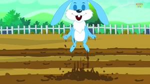 Five Little Rabbits -
