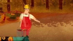 انیمیشن زیبای جیکوب مومو و سگ های سخنگو دوبله فارسی