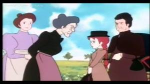 کارتون سریالی آنشرلی با موهای قرمز - قسمت ۵