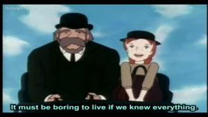 کارتون سریالی آنشرلی با موهای قرمز - قسمت ۱