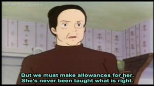 کارتون سریالی آنشرلی با موهای قرمز - قسمت ۷