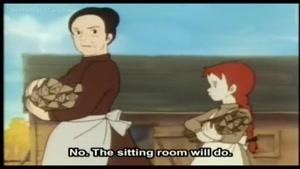 کارتون سریالی آنشرلی با موهای قرمز - قسمت ۱۶