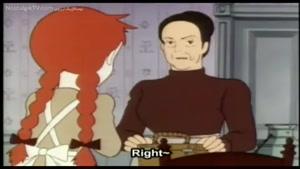 کارتون سریالی آنشرلی با موهای قرمز - قسمت ۱۳