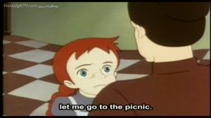 کارتون سریالی آنشرلی با موهای قرمز - قسمت ۱۲