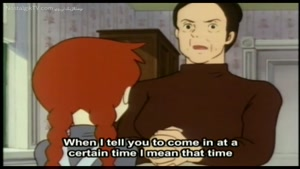 کارتون سریالی آنشرلی با موهای قرمز - قسمت 11