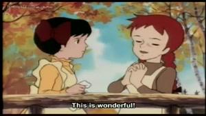 کارتون سریالی آنشرلی با موهای قرمز - قسمت ۱۷