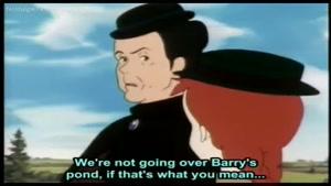 کارتون سریالی آنشرلی با موهای قرمز - قسمت ۴