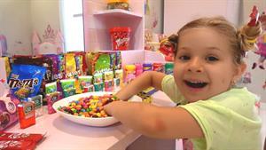 ماجراهای دیانا و روما این داستان خوراکی های خوشمزه