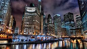 ویدیویی کوتاه و دیدنی از شهر شیکاگو