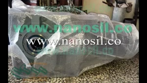 فروش دستگاه سنگ مصنوعی سمنت پلاست نیمه اتوماتیک
