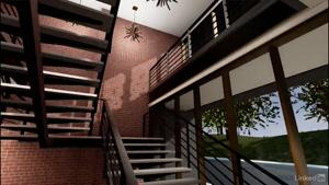 آموزش شبیه سازی معماری در آنریل انجین