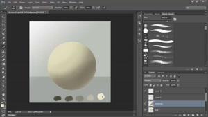 آموزش نقاشی دیجیتال کاراکتر در فتوشاپ