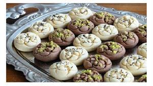 طرز تهیه شیرینی بهشتی مخصوص عید