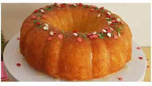طرز تهیه کیک با ماست