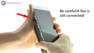 آموزش تعویض باتری گوشی هواوی پی 9 - فونی شاپ