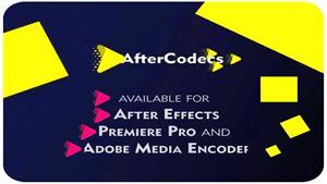 پلاگین AfterCodecs