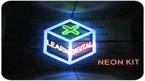 پروژه Ae Neon Kit