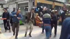 رقصیدن و شادی
