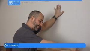 آموزش اجرای دیوار کاذب _ کناف کاری سقف