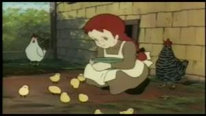 کارتون سریالی آنشرلی با موهای قرمز - قسمت ۲۰