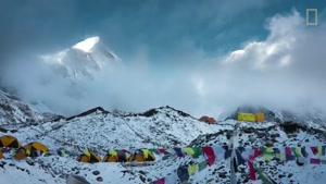 مستند یخچال شناسی اورست
