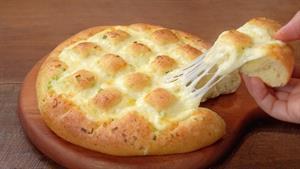 طرز تهیه نان سیر به روشی خاص و خوشمزه