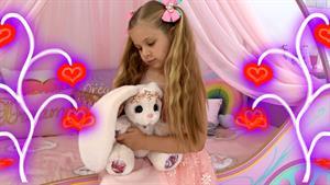 ماجراهای دیانا و روما این داستان خرگوش کوچولو