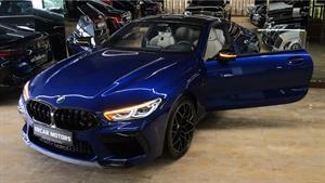 معرفی خودرو 2021 BMW M8