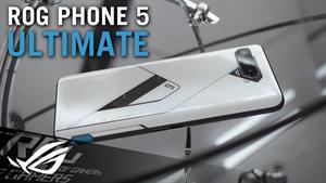 آنباکسینگ گوشی ROG Phone 5 Ultimate