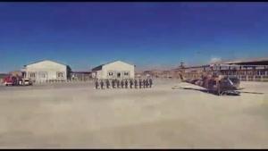 کلیپ تبریک روز ارتش