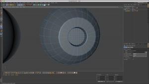 آموزش مدلسازی سطوح سخت در سینمافوردی – Cinema 4D